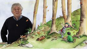 Rolf Zuckowski, Bei uns in der Kita (Herbst + Winter-Version)