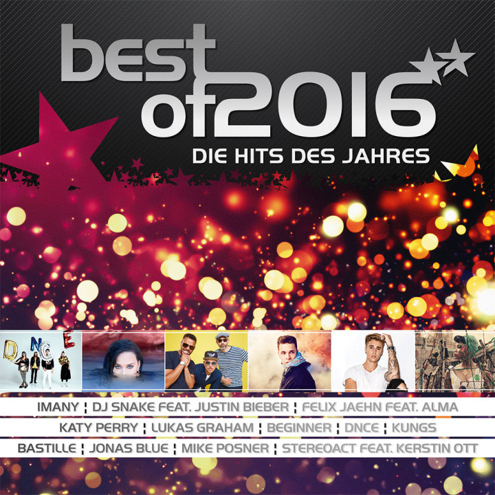 Best Of 2016 - Die Hits des Jahres