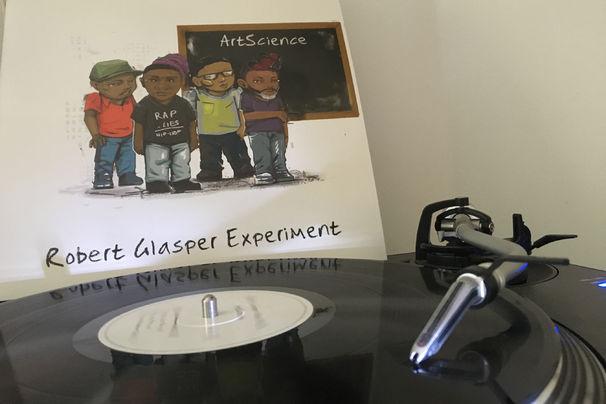 Robert Glasper, Vocoder auf Vinyl - Robert-Glasper-Album jetzt auch als LP