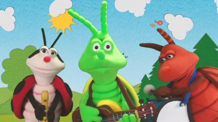 Glühwürmchen und die Musikanten - Trailer