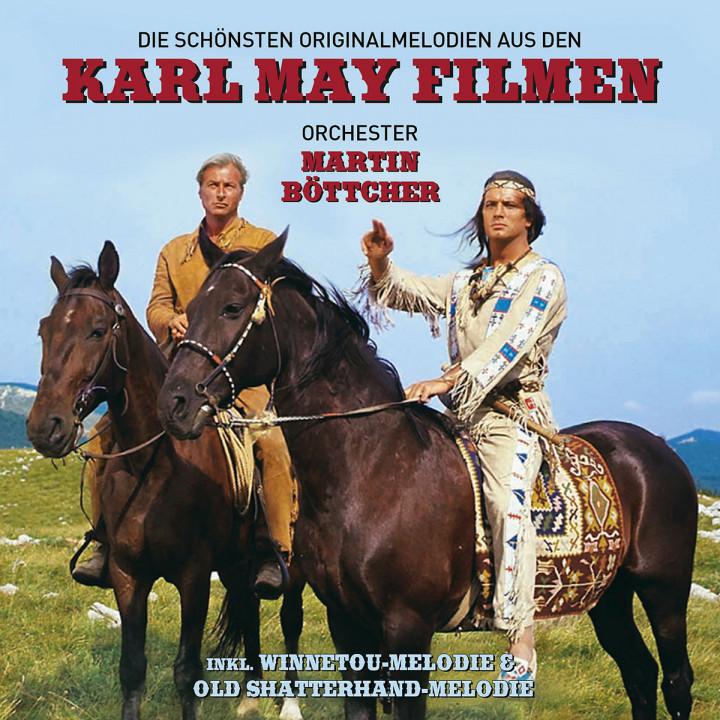 Die schönsten Original-Melodien aus den Karl May-Filmen