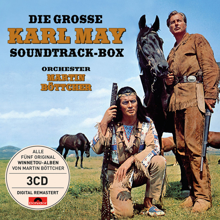 Die große Karl May Soundtrack-Box