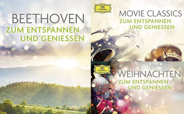 Musik zum Entspannen und Genießen, Persönliche Note. Holger Wemhoff präsentiert erneut handverlesene Werke in legendären Einspielungen