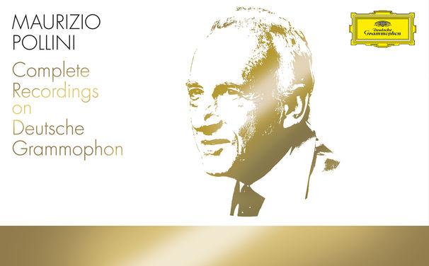 Maurizio Pollini, Jahrhundertpianist – Umfassende Meisteredition von Maurizio Pollini
