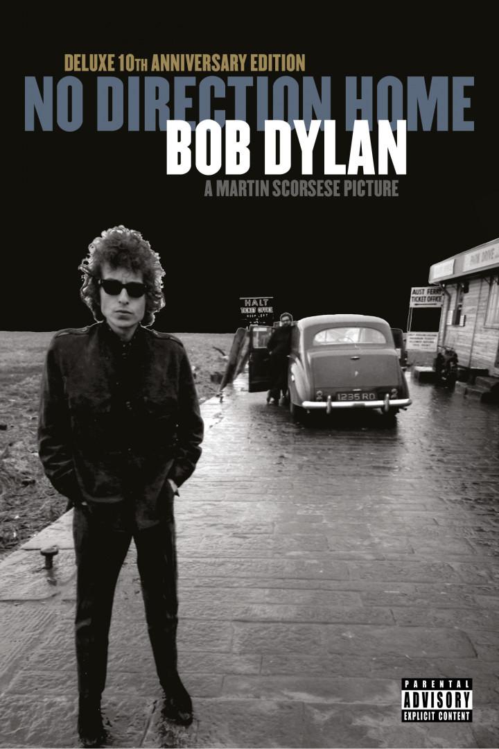 Bob Dylan DVD Cover