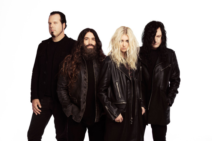 The Pretty Reckless 2016