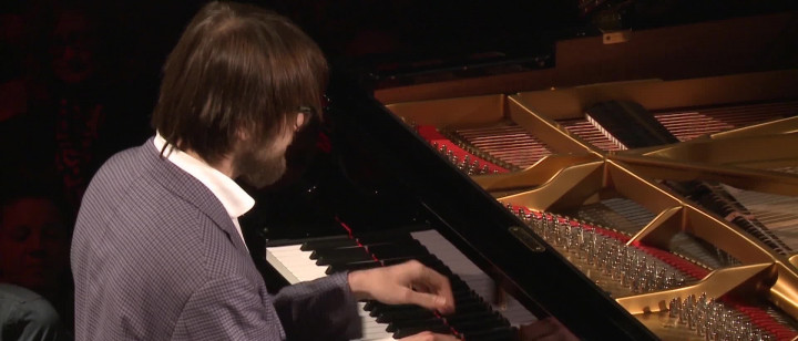 "Liszt: 3 Etudes de Concert, ""Un sospiro"" (Live from Yellow Lounge Berlin)"
