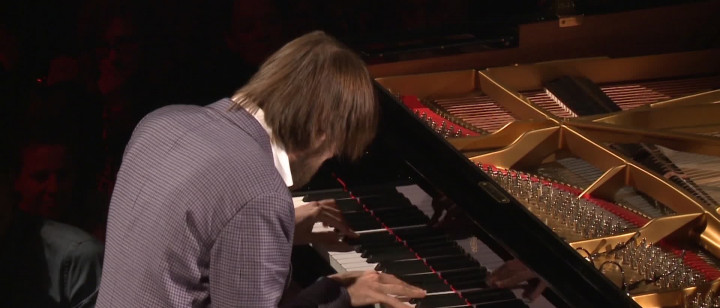 Liszt: Grandes Etudes de Paganini, S.141 - No.6 In A Minor (Live from Yellow Lounge Berlin)