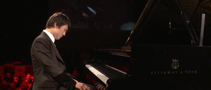 Chopin - Ballade Nr.1 In g-Moll, Op.23 (Live From The Yellow Lounge)