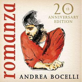 Andrea Bocelli, Romanza, 00602557245424