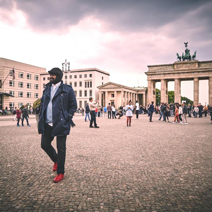 Live In Berlin, 2016