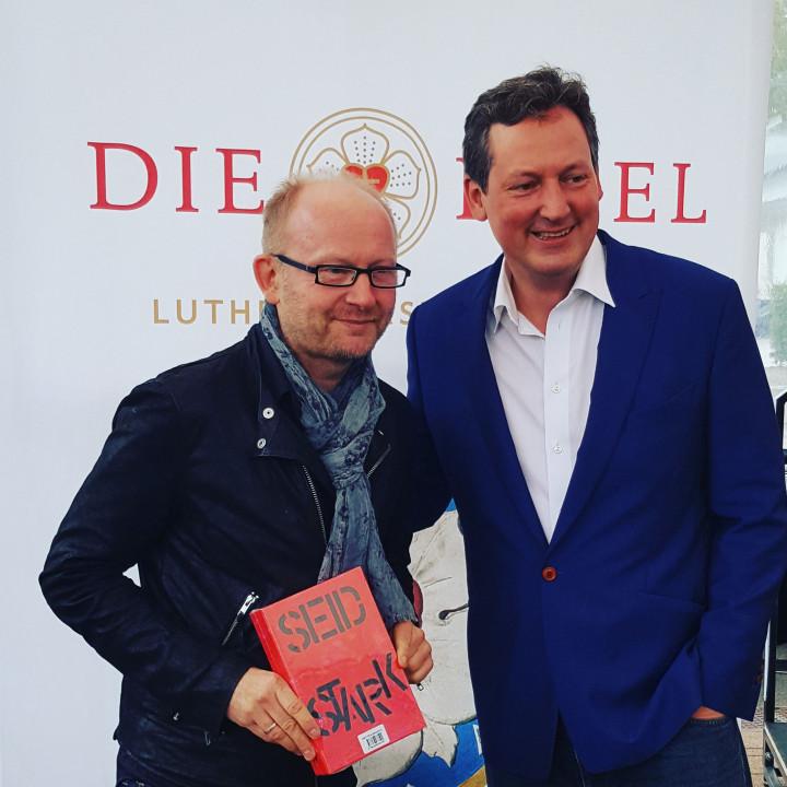 Dieter Falk, Eckart von Hirschhausen