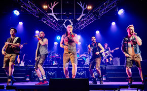 voXXclub, Geiles Himmelblau - Live von voXXclub