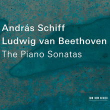 András Schiff, Ludwig van Beethoven - The Piano Sonatas, 00028948129089