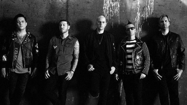 Avenged Sevenfold, Live und im 360 Grad-Modus: Avenged Sevenfold zeigen ihren neuen Song The Stage im Livestream