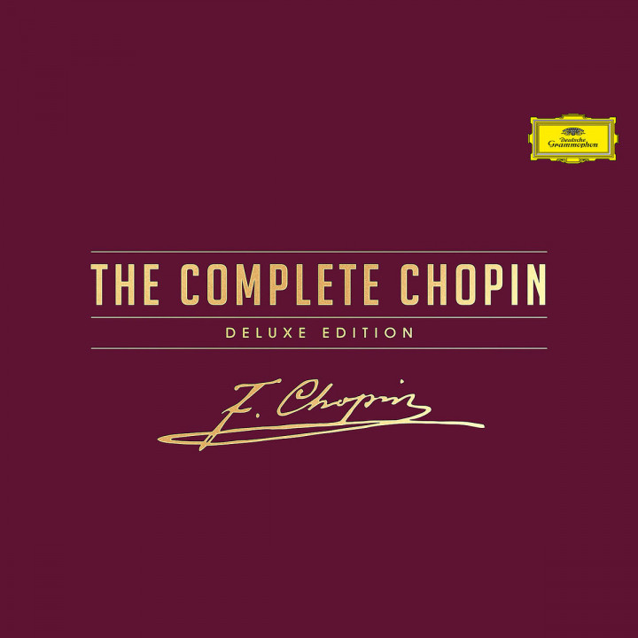 The Complete Chopin - Deluxe Edition