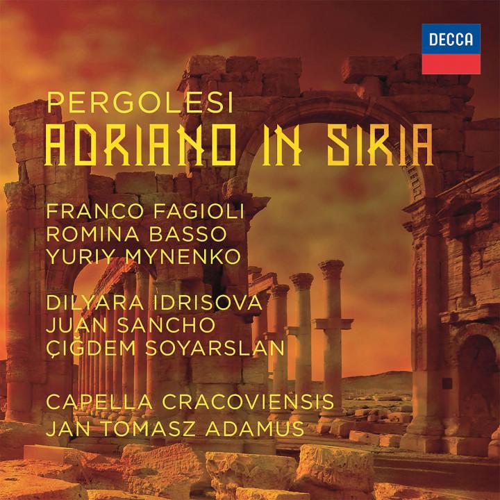Pergolesi: Adriano in Siria