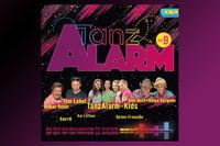 """KiKA, """"KiKA TanzAlarm 9"""" ist der heiße Musiktipp für tanz- und bewegungslustige Kinder"""