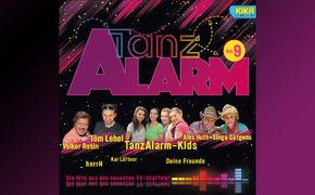 TanzAlarmKids, KiKA TanzAlarm 9 ist der heiße Musiktipp für tanz- und bewegungslustige Kinder