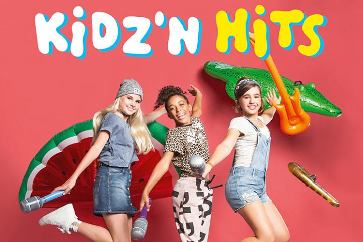 Kidz'n Hits Webgrafik 2016