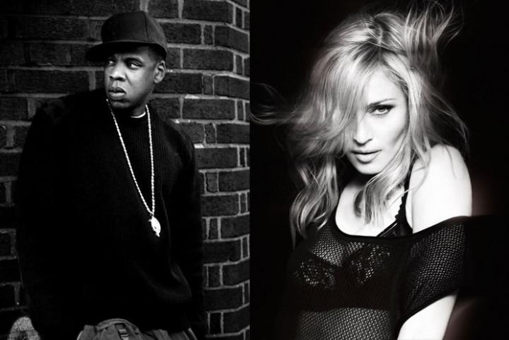 Jay-Z und Madonna