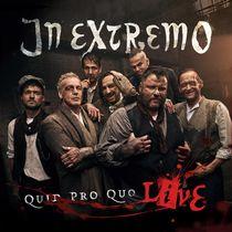 In Extremo, In Extremo veröffentlichen Live-Version ihres # 1-Albums Quid Pro Quo