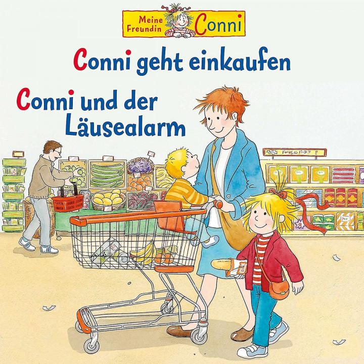 49: Conni geht einkaufen/Conni und der Läusealarm