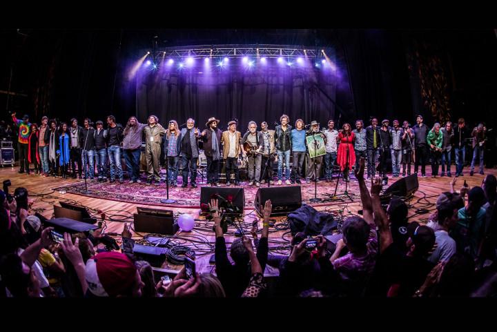 All-Star-Konzert zu Ehren Jerry Garcias
