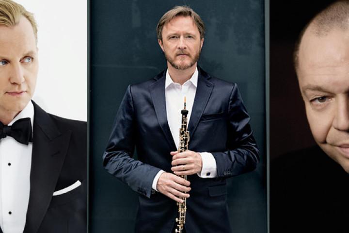 Max Raabe, Albrecht Mayer, Thomas Quasthoff