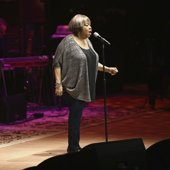 Mavis Staples, The Life and Songs of Emmylou Harris, 2016