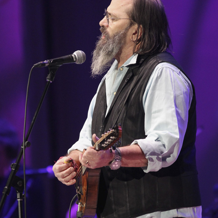 Steve Earle, The Life and Songs of Emmylou Harris, 2016