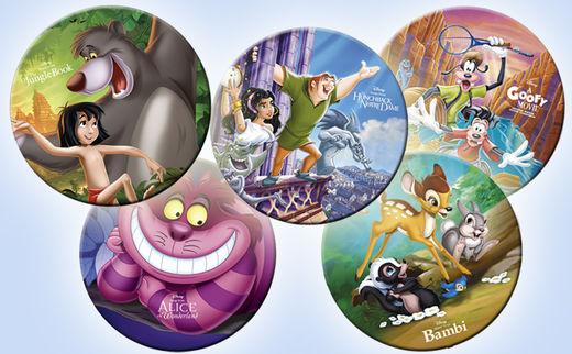 Disney Picture Vinyl Header