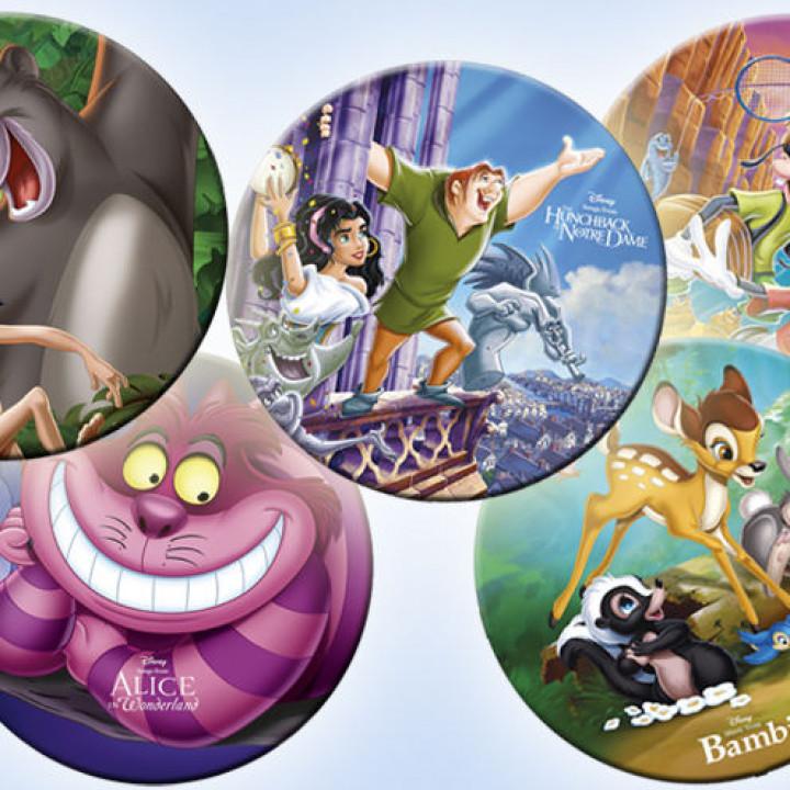 Disney Picture Vinyl