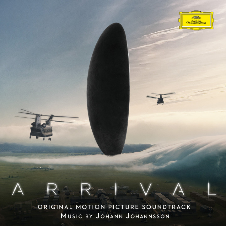 Arrival - OST (CD)