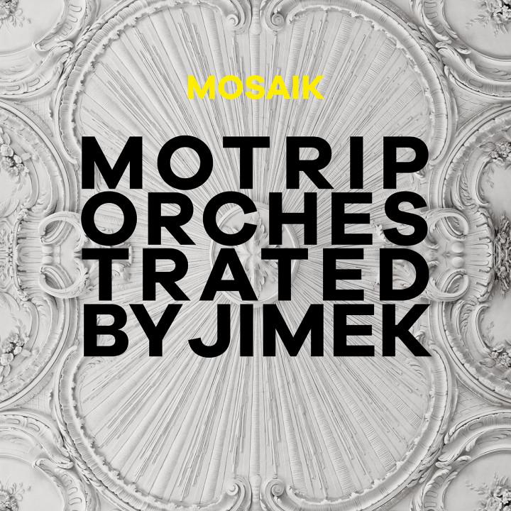 Motrip und Jimek - Mosaik