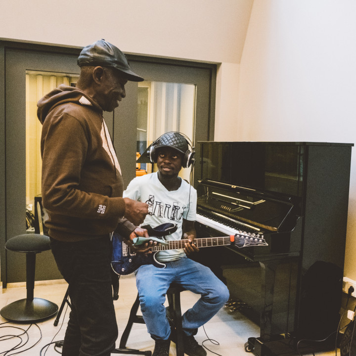 Megaloh x Tony Allen, Afrobeat Session 2016