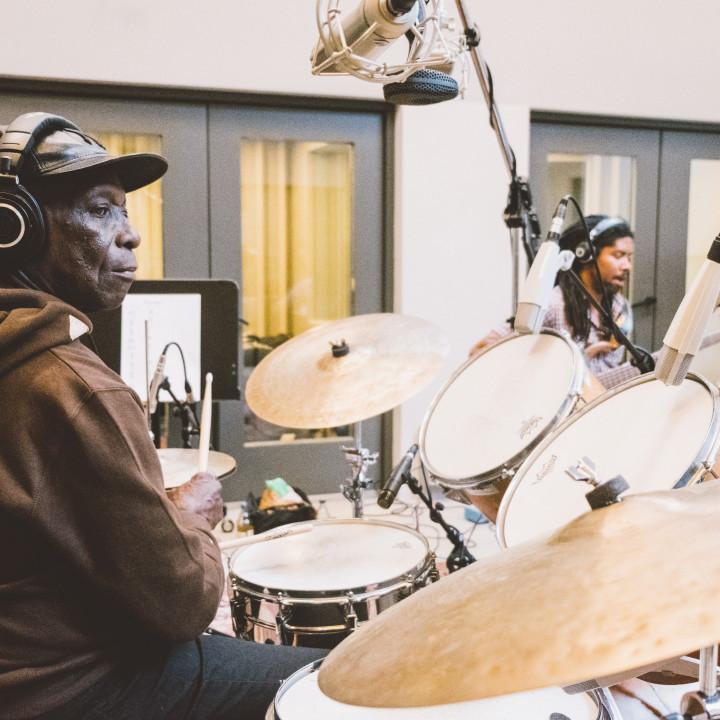 Megaloh x Tony Allen, Afrobeat Session 2016