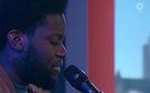 Michael Kiwanuka, Live beim ARD moma: Michael Kiwanuka spielt Love & Hate und steht im Interview Rede und Antwort