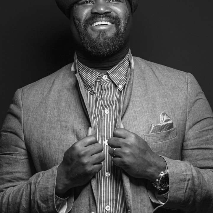 GregoryPorter, Jazz Loves Disney, 2016