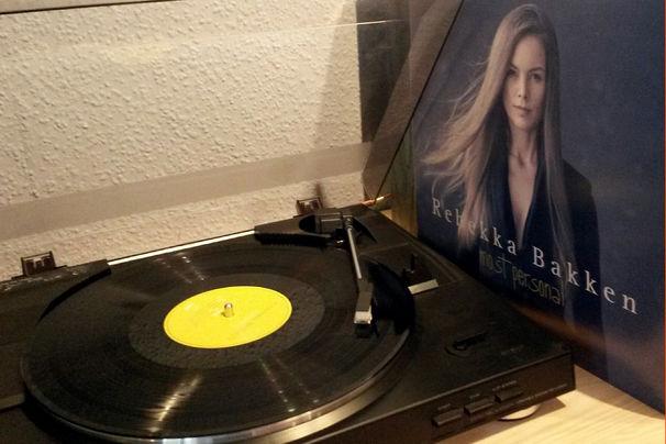 Rebekka Bakken, Ohrenfreude, Augenweide - Rebekka Bakkens Best-Of jetzt auch auf Vinyl