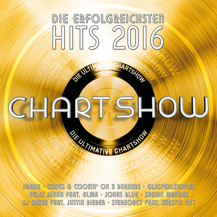 Die Ultimative Chartshow - Hits 2016
