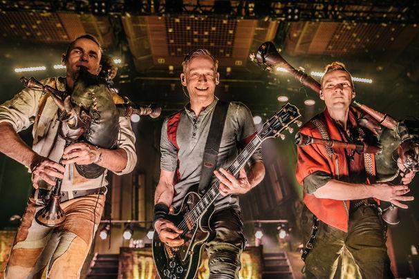 In Extremo, Ab dem 2. Dezember 2016 überall: In Extremo veröffentlichen Live Version ihres Albums Quid Pro Quo