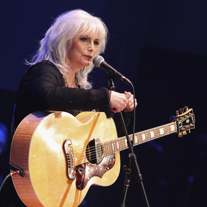 Emmylou Harris, The Life and Songs of Emmylou Harris, 2016
