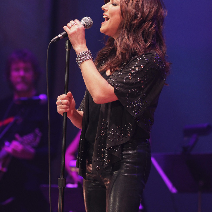 Martina McBride, The Life and Songs of Emmylou Harris, 2016