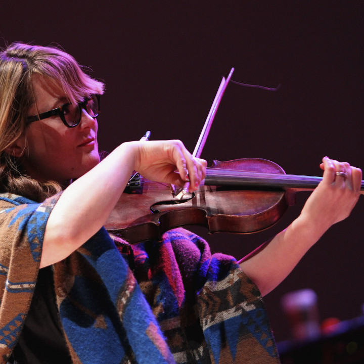 Sara Watkins, The Life and Songs of Emmylou Harris, 2016
