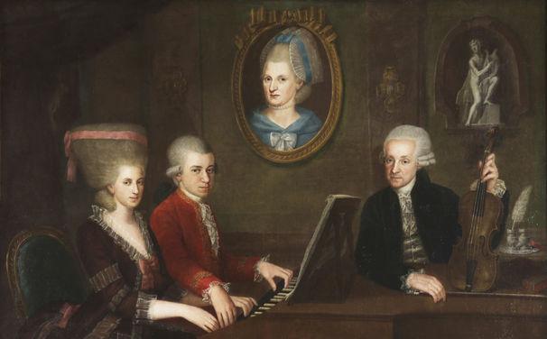 Wolfgang Amadeus Mozart, Mensch, Mozart! - 10 Fakten über Wolfgang Amadeus Mozart - Teil 3/6