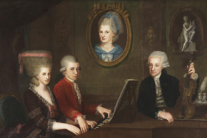 Familie Mozart