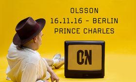 Olsson, Olsson live: Hier gewinnt ihr euren Gästelistenplatz