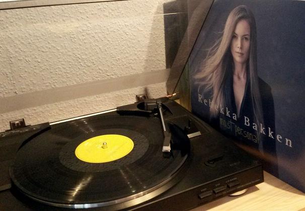 Rebekka Bakken, Augenweide, Ohrenfreude - Rebekka Bakkens Best-Of jetzt auch auf Vinyl