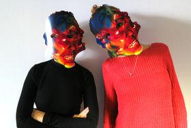 Metallica, Gewinnspiel mit Metallica: Wir verlosen zehn abgefahrene Hardwired...To Self-Destruct-Masken